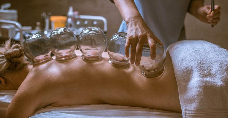 Баночный массаж (антицеллюлитный)